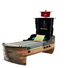 pirate bed ship bunk jake the bedroom