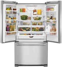 Image Cu Ft Maytag Mfc2062fez 36 Inch Counter Depth French Door Refrigerator With 20 Cu Ft Aj Madison Maytag Mfc2062fez 36 Inch Counter Depth French Door Refrigerator