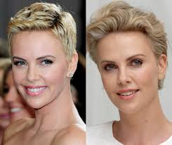 Charlize Theron Short Hair Style super extravagant pixie haircuts for short hair lovers 7541 by wearticles.com
