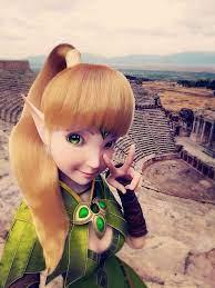 Liya from Dragon Nest