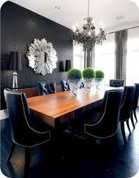 dining room contemporary