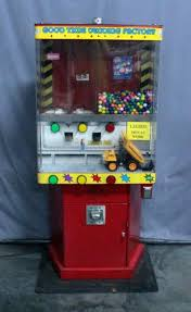 Coin Operated Candy Vending Machine Unique Good Time Vending Factory Coin Operated Electronic Dump Truck Candy