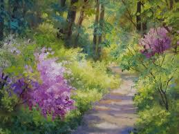 nels everyday painting maries spring woods detail jpg 1600 1200