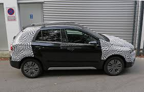 2016 Suzuki SX4 S-Cross Facelift Show Its Face Again, Has Vitara ...