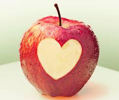 Image result for fruit heart image