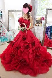 緊急事態発生カラードレスの変更 Newすーぴこ結婚準備キレイな
