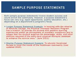 Mission Statement Example Physical Therapy Mission Statement Examples