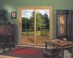 sliding glass door woodgrain patio doors permalink gallery