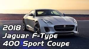 2018 jaguar f type coupe. Perfect Coupe 2018 Jaguar FType  400 Sport Coup Drive And Design Throughout Jaguar F Type Coupe