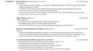 Resume En Resume Park Ranger Resume 0 57 Image Sample Resume