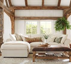 Traditional Living Room Design. Furniture Sales To Shop This Weekend:  Pottery Barn, West Elm And World Market