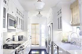 kitchen lighting houzz. Romantic Kitchen Galley Lighting Houzz Of