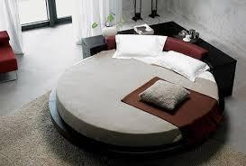 Round Platform Beds