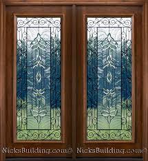 solid mahogany hinged patio doors french doors