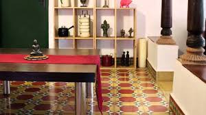 Chettinad Style Home Decor YouTube - Home interiors in chennai