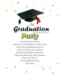 Design Your Own Graduation Invitations Make My Own Graduation Party Invitations Feat Staggering Wording For