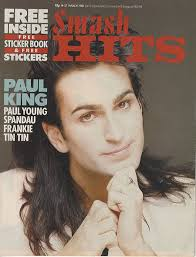 Paul King,Smash Hits - March 1985,UK,Deleted,MAGAZINE,344169 - Paul%2BKing%2B-%2BSmash%2BHits%2B-%2BMarch%2B1985%2B-%2BMAGAZINE-344169