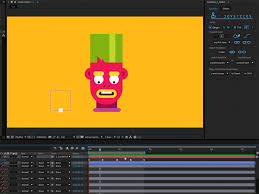 After Effects Animation Basic Head Animation After Effects Tutorial By Gigantic On