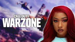 Megan Thee Stallion requests Warzone ...