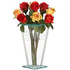 mothers love personalized glass vase flowers in vase17