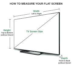 Flat Screen Sizes Pool Spline Chart Hybridwindows Co
