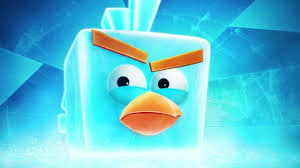 Ice Bird debuts in Angry Birds Space on March 22 | Angry birds, Angry bird,  Birds