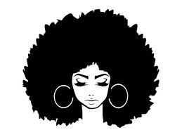 Black Women Nubian Princess Queen Afro Hair Beautiful African