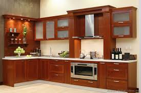 modern kitchen dark cherry cabinets fiery kitchen idea of the day not too dark not too light medium stained wood