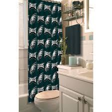 nfl philadelphia eagles decorative bath collection shower curtain com
