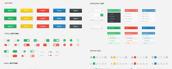 Top 50 Free Web Ui Kits Templates For 2019