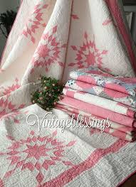 Best 25+ Quilted gifts ideas on Pinterest | Baby quilt patterns ... & Pretty in Pink, perfect for heirloom wedding gifts, Mothers' day gifts,  Valentines Adamdwight.com