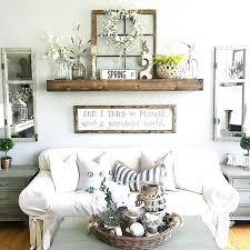 rustic wall art ideas decor wonderful within family room idea 14