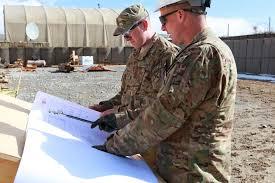 u s department of defense photo essay  u s army sgt carl swanson foreground and u s army 1st lt mason