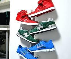 wall shoe organizer wall mounted shoe rack wall mounted shoe rack stainless rack wall storage organizer wall shoe organizer