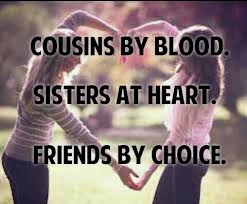 Cousins Are Best Friends Quote Quote Number 40 Picture Quotes Simple Best Cousins Quote