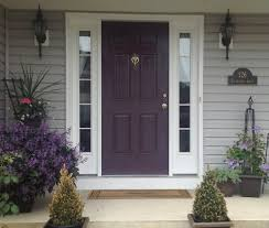 what color should i paint my front doorDIY Lessons Learned Painting My Front Door Black