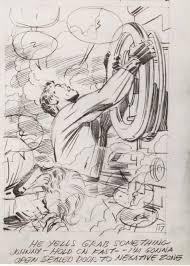 open door pencil drawing. \u201cI\u0027m Gonna Open Sealed Door To Negative Zone!\u201d | The Comics Journal Pencil Drawing