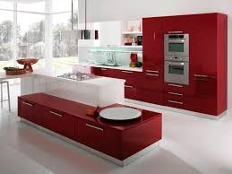 Red Gloss Kitchen Cabinets High Gloss Kitchen Cabinets Laminate Kitchen Cabinet High Gloss