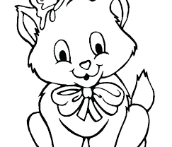 Cat Printable Coloring Pages Cute Cats Coloring Sheets Cute Cat
