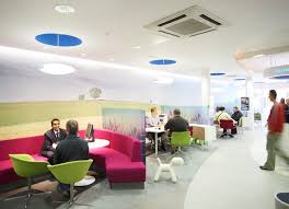 bank and office interiors. The Co-Operative Bank Branch Interior Design And Office Interiors