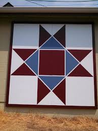 The Painted Lady B & B adds Barn Quilt – The Painted Lady Bed