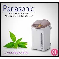 Top 3 bình thủy điện Panasonic bán chạy tại Điện Máy Chợ Lớn