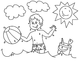 Small Picture Printable beach ball coloring pages ColoringStar