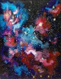 galaxy of dreams full acrylic painting tutorial on canvas for the you art sherpa learn to