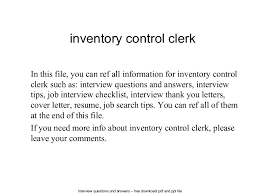 Inventory Controller Resumes Great Resume Samples Resume Examples Good Job Resume Samples