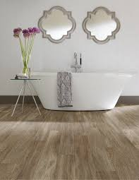 floorte vinyl plank system comes in a variety of wide plank wood looks