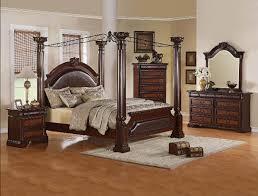 Canopy Bedroom Set