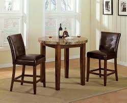 small dining room sets for small spaces. 22 Top Comfortable Bar Height Dining Table Sets Design Ideas : Small And Cute Dark Brown Room For Spaces H