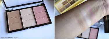 the highlighter is quite glittery so i don t usie it much but for me the bronzer and the blusher makes the palette