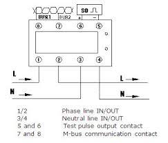 electric meter wiring diagram wiring diagram and schematic design in car meter